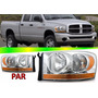 Par Farol Dodge Ram 2500/3500 2006 2007 2008 2009 2010 Novo