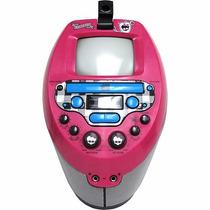 Cd Karaoke System Monster High