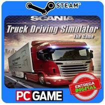 Scania Truck Driving Simulator Steam Cd-key Global