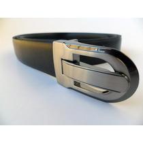Cinto / Cinturon De Vestir Reversible