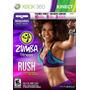 Zumba Fitness Rush Xbox Ntsc Nuevo Sellado Original