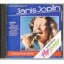 Cd Janis Joplin The Very Best Of Intmedia