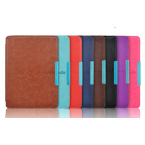 Capa Couro Kindle Paperwhite Magnética Sleep [on/off]