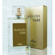 Perfume Hinode Traduções Gold 28 -