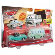 Disney Cars Carros - Rusty Rust-eze E Dusty Rust-eze