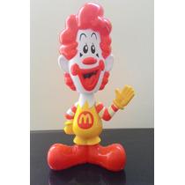 Antigo Boneco Mc Donalds - Ronald Mcdonald - Turma Do Ronald