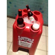 Mesa Para Cervejas Portátil - Plástica - Personalizada