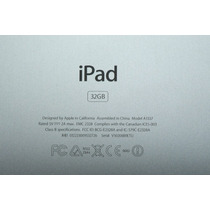 Apple Ipad Wifi + 3g 32gb (1a. Geração)