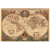 Puzzle Ravensburger 5000 Piezas Mapa Antiguo 17411 Colibri