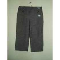 Pantalon Pescador Para Dama Marca Bcx Talla 5 Maa.