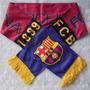 Bufandas Importadas Barcelona Real Madrid Chelsea Bayern