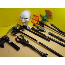 Jogos Mortais !!!!! Mascara Tridente Machado Pirata Ancinho