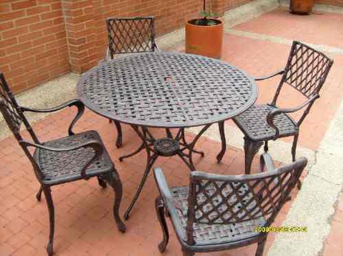 Muebles Exteriores : Muebles para terrazas jardin fincas y exteriores