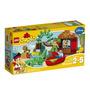 Lego Duplo Jake Y Los Piratas Visita De Peter Pan 10526