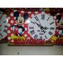 Reloj Souvenirs Personalizado Con Nombre Corporeo.( X10 U )