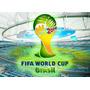 Kit Imprimible Mundial Brasil 2014 Para Fiestas Y Mas