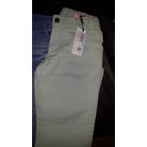Hermoso Pantalon De Pioppa T12 Años Nuevo C Etiqueta!