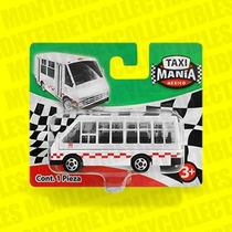 Taxi Mania Microbus Estado De Mexico Tipo Hot Wheels