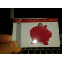 Tarjeta Para Monedero Electrónico