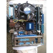 Placa Mãe Asus P5g41t-m Lx2/br + Proc Dual Core E5700 + 2gb