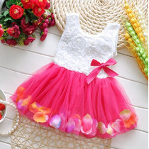Vestido Infantil Menina Festa Importado - Pronta Entrega