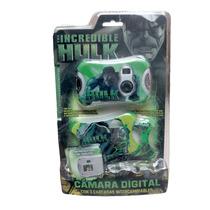 Camara Infantil Hulk 962-92065-sp