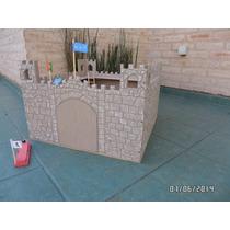 Castillo - Fuerte Medieval A Pedido