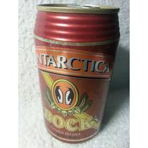 Lata Cerveja Cheia Ano 1997: Antarctica Bock 350ml Fr Grátis
