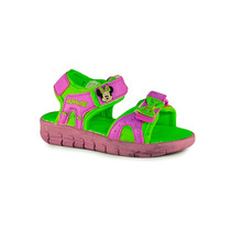 Sandalias Frozen Minnie Doc Addnice Con Luz Mundo Moda Kids