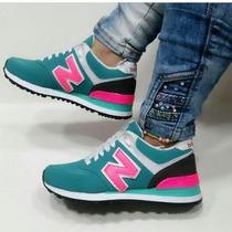 Gomas Zapatos Deportivas New Balance Colombianas