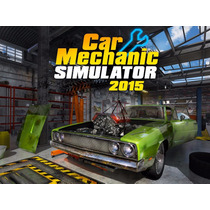 Simulador De Carros, Car Mechanic Simulator 2015