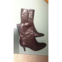 Botas Hush Puppies Marrones Sin Uso!!!! T36