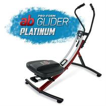 Nuevo Ab Glider = Ab Circle + Ab Slider Son 2 Maquinas En 1