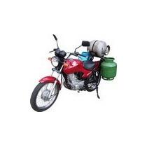 Suporte Para Transportar Gás Em Moto