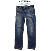 Envio Jeans Nina 6 Anos Stretch Pantalones Mezclilla Arizona