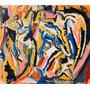 Pintura Original Enrique Llorens Abstracto