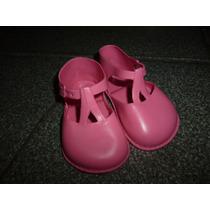 Estrela Sapatos Da Boneca Meu Bebe Rosa