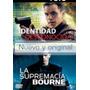 Identidad Desconocida/supremacia Bourne Paquete Dvd Nuevo
