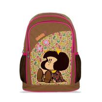 Hermosa Mochila Mafalda Original Quino Chenson Durable Fm4