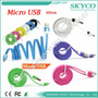 Cable Micro Usb A Usb Cinta Color Celular Tablet Smartphone