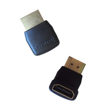 Hdmi Cople Union Adaptador Conector Hembra Macho