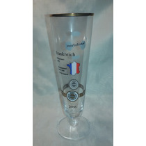 Vaso Tulipa Cerveza Warsteiner 0.2 Francia Mundial 2006
