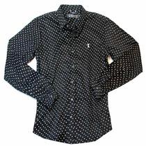 Camisa Sergio K - Preta/branca