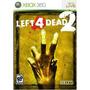 Video Juego Left 4 Dead 2 - Xbox 360 Xbox 360