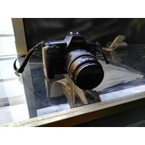 Camara Canon Eos 650 Con Lente Canon Zoom Ef 35-105mm