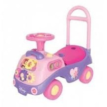 Carritos Montables De Princesa Disney