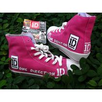 Zapatos, Gomas,converse One Direction Artistas Online