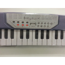 Organo Organito Piano De Juguete Plastico Niños 2 Colores