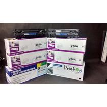 Toner Hp 78a Y Canon 128 Compatible Recargado Certificado