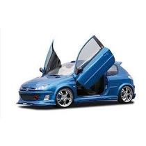 Kit Lambo Door Rfenix Bolt On Peugeot 206/207 Com Furações